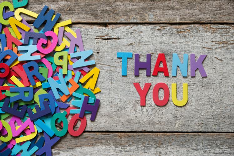 """Nói từ """"cảm ơn"""" không khó, hãy dùng nó thường xuyên bạn nhé! (Ảnh: Internet)"""