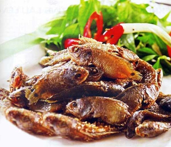 Ẩm thực Cà Mau - Dân dã các món ăn Cà Mau thấm đượm tình quê