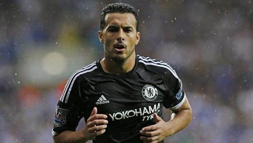 Pedro có một mùa giải vô cùng thất vọng ở Chelsea
