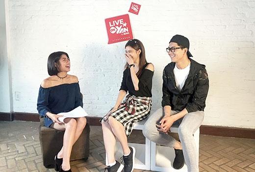 Tim và Trương Quỳnh Anh đã có những chia sẻ rất chân thành về cuộc sống gia đình cũng như việc chăm lo cho bé Sushi
