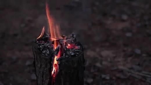 Những cách đốt lửa trại suốt đêm không sợ tắt mà dân phượt nên biết