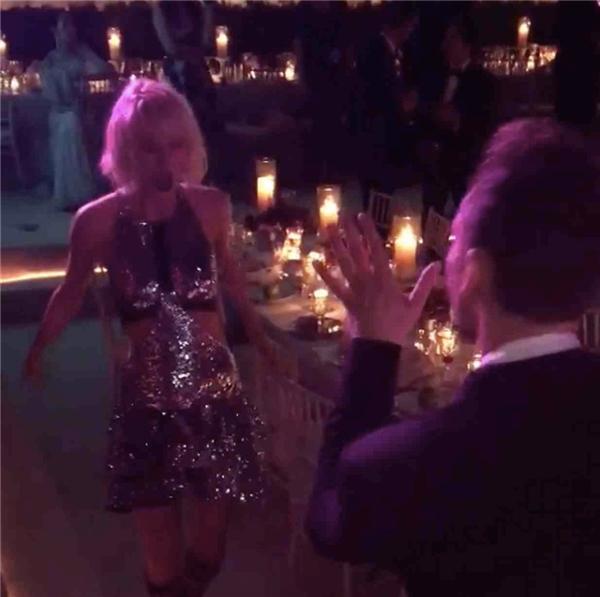 Cặp đôi này gặp nhau tại Met Gala vào đêm 04/05 vừa qua...