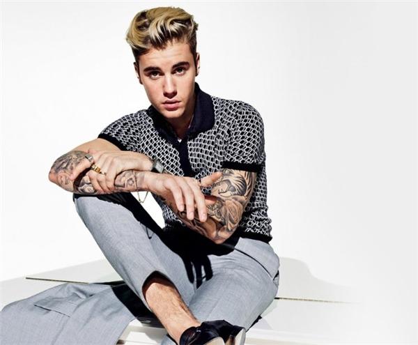 Justin Bieber: Trúc xinh bên bờ, Bò bía, hay Rớt tim bên bờ