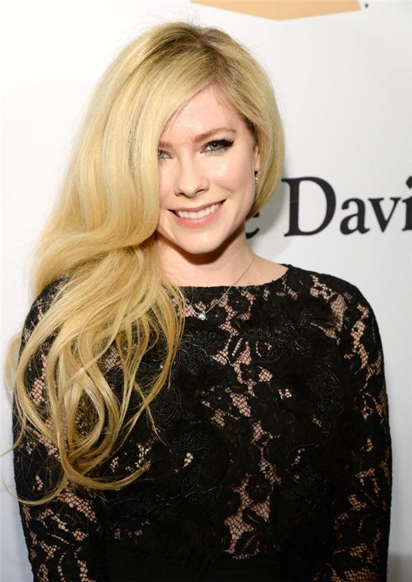 Avril Lavigne: Ái Vy Lan Vinh