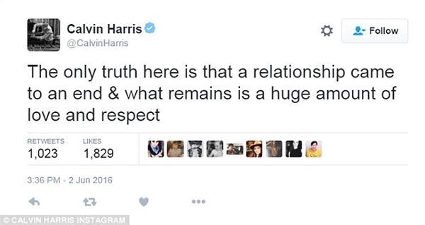 """Dòng tweet viết về """"yêu thương và tôn trọng nhau"""" cũng bị xóa nốt. (Ảnh: Internet)"""