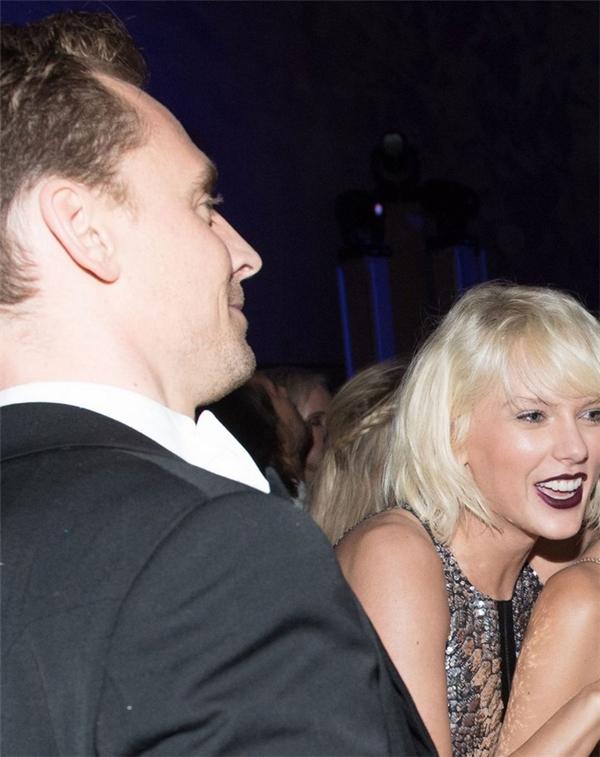 Taylor đã nhảy chung với Tom ở Met Gala. (Ảnh: Internet)