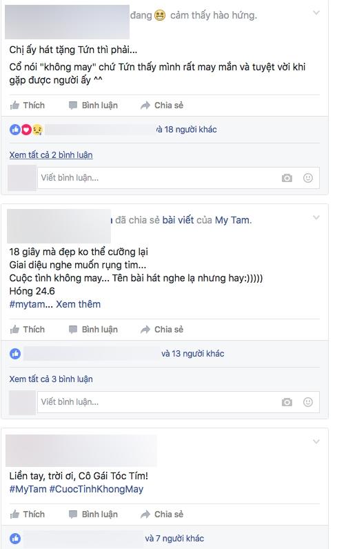 Chỉ 19 giây thần thánh, Mỹ Tâm khiến cộng đồng fan rạo rực - Tin sao Viet - Tin tuc sao Viet - Scandal sao Viet - Tin tuc cua Sao - Tin cua Sao