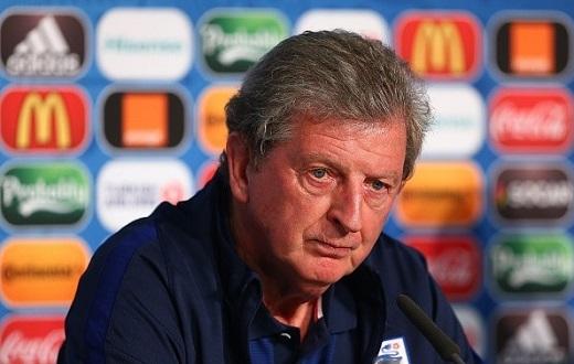 HLV Roy Hodgson rất bình thản khi đón nhận những phát biểu không mấy hay ho của Gareth Bale. Ảnh: Getty Images