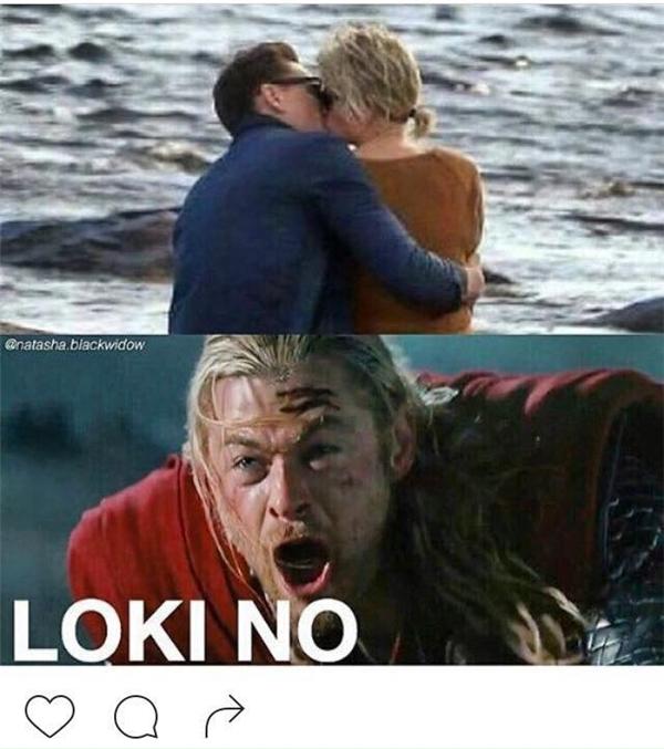 Thor đích thực là nam thứđam mĩ. (Ảnh: Internet)