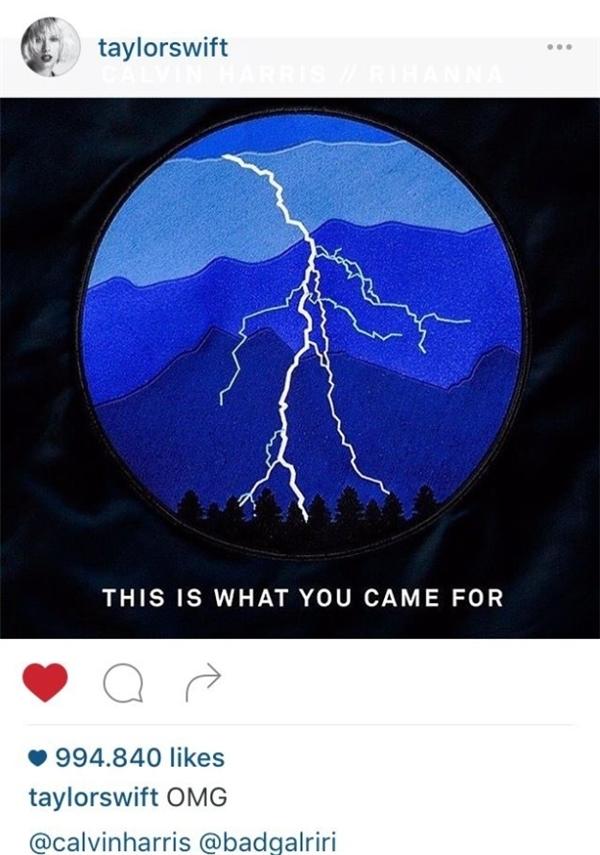 """Cả tấm hình quảng bá cho single của Calvin với Rihanna cũng không thoát khỏi cuộc """"thanh trừng"""" này."""