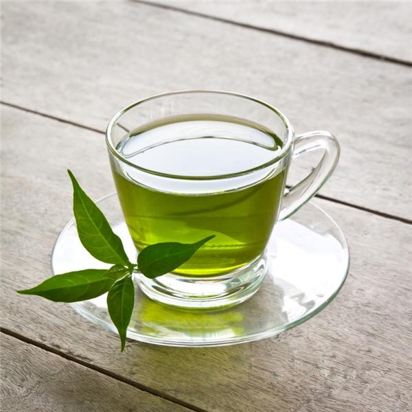 Một tách trà xanh vào buổi sángrất tốt cho cơ thể. (Ảnh: Internet)