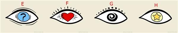 """Những đôi mắt này có thể """"tố cáo"""" con người thật của bạn"""