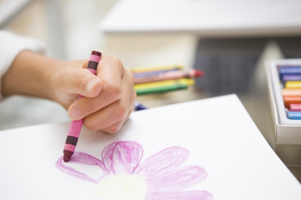 Người thuận tay trái được cho là có thiên hướng nghệ thuật.
