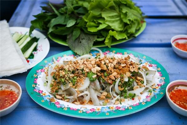 Ẩm thực Phan Thiết - Gỏi cá đục Phan Thiết ngon không cưỡng nổi