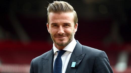 David Beckham khátin tưởng vào khả năng cầm quân của mình