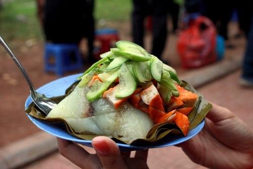 Ẩm thực Hà Nội - Món ngon Hà Nội dưới 10k ngại gì không thử