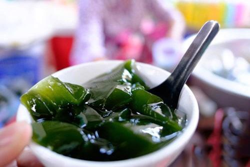 Món ăn vặt - Giải nhiệt mùa hè với xu xoa mát lạnh