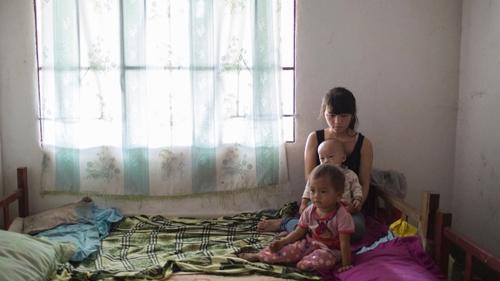 Đây là con cái một một cặp vợ chồng nhí khác ở Vân Nam. (Ảnh: Internet)