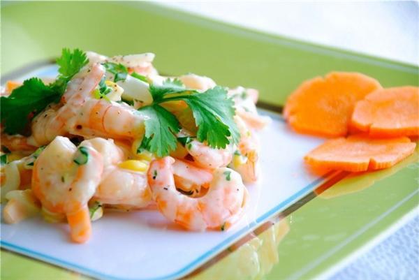 Ẩm thực Việt Nam - Các món ngon ăn kèm với sốt Mayonaise