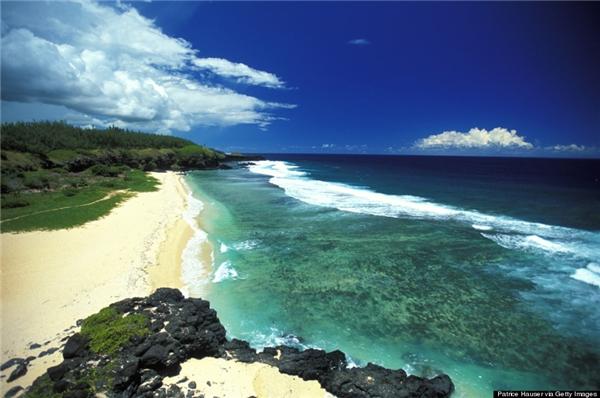 Nơi này được bình chọn là một trong những hòn đảo đẹp nhất ở Ấn Độ Dương. (Ảnh: Getty Images)