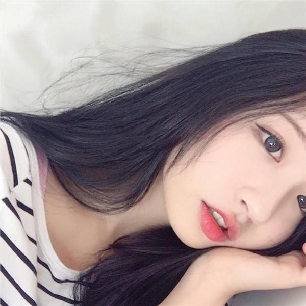 Bích Tiên gây ấn tượng với ngoại hình dễ thương không thua kém những hot girl xứ sở kim chi. (Ảnh: Internet)