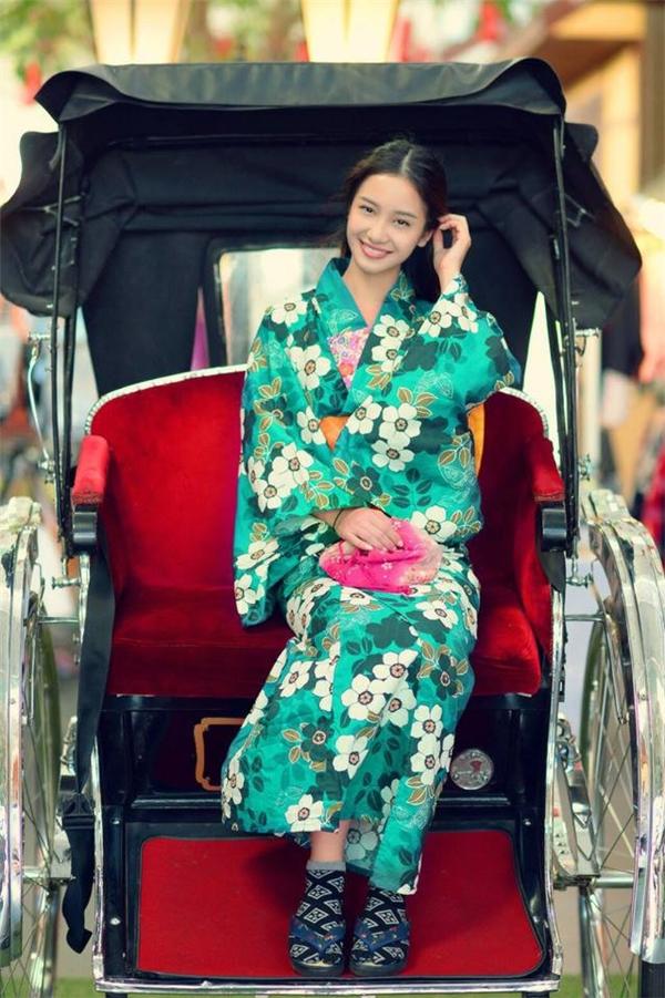 Cô nàng là gương mặt được đánh giá đầy tiềm năng của làng giải trí Việt trong tương lai.(Ảnh: Internet)