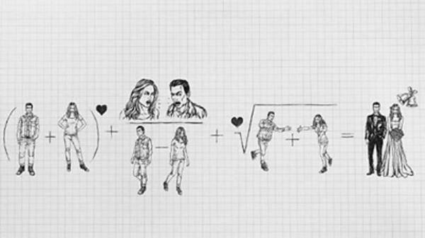 bài toán tình yêu