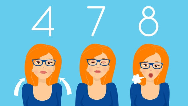 Một bài tập thở đơn giản có thể giải quyết những vấn đề liên quan đến giấc ngủ.
