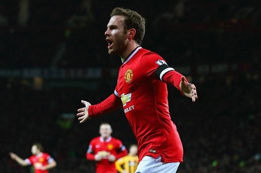 Juan Mata sẽ ở lại Manchester United mùa giải năm sau