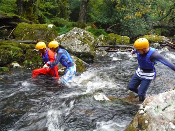 Dòng sông lí tưởng nhất cho việc vượt thác chính là sông Plym.(Ảnh: Internet)
