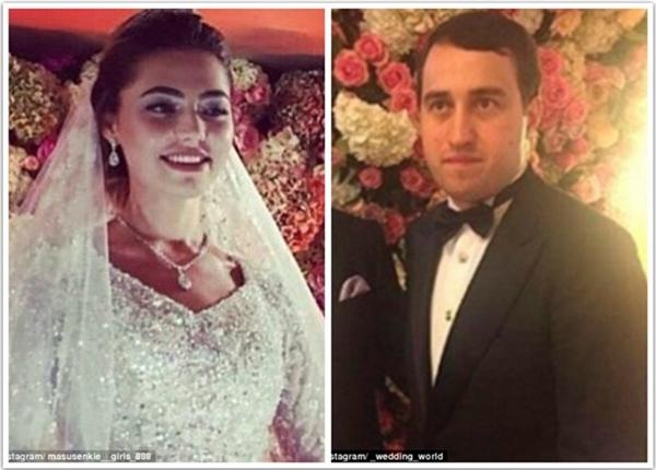 Trong tháng 3/2016, một tỉ phú dầu khí ở Nga đã chi 1 tỉ USD để tổ chức đám cưới cực xa hoa cho con trai Said Gutseriev (28 tuổi).