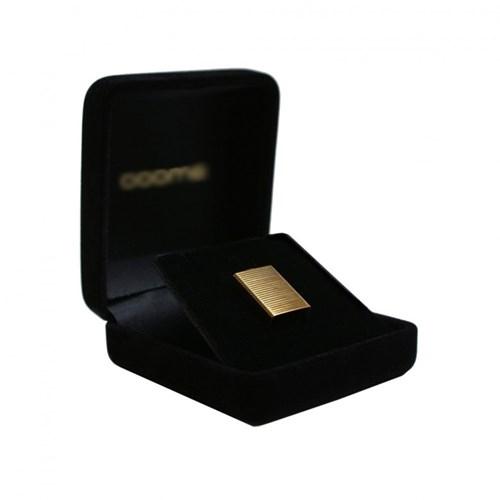 Chiếc ghim giấy - 175 USD: Sử dụng những vật bằng vàng chính là cách phổ biến nhất để khoe được sự giàu có và đẳng cấp của mình. Bộ ghim giấy bằng vàng trị giá gần 200 USD này được sản xuất ra để giới đại gia ghim những bản hợp đồng có giá hàng trăm triệu USD.