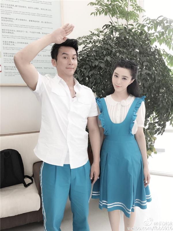 Lại bị đồn mang thai, Phạm Băng Băng lần đầu tiên lên tiếng xác minh