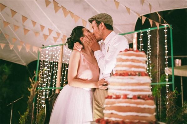 Ai mà không ước ao có được 1 tình yêu và 1 đám cưới như thế này trong đời chứ.