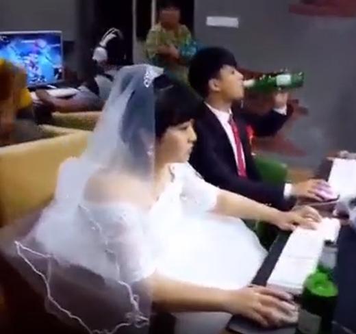 Đêm tân hôn thời hiện đại. (Ảnh: Internet)