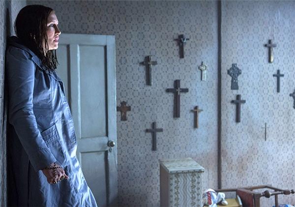 """Căn phòng bị ma ám trong """"The Conjuring 2"""" (Ảnh: Internet)"""