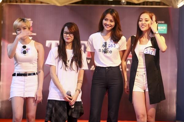 Hot vlog An Nguy bất ngờ thi người mẫu và xuất sắc lọt vào nhà chung