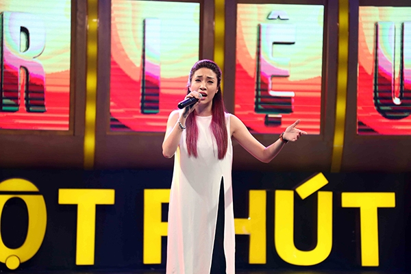 Tuy chưa may mắn giành giải thưởng cao nhất nhưng Pha Lê đã gây ấn tượng với khán giả mởi sự thông minh cùng giọng hát tuyệt vời khi thể hiện ca khúc nhạc Pháp - Dona Dona.
