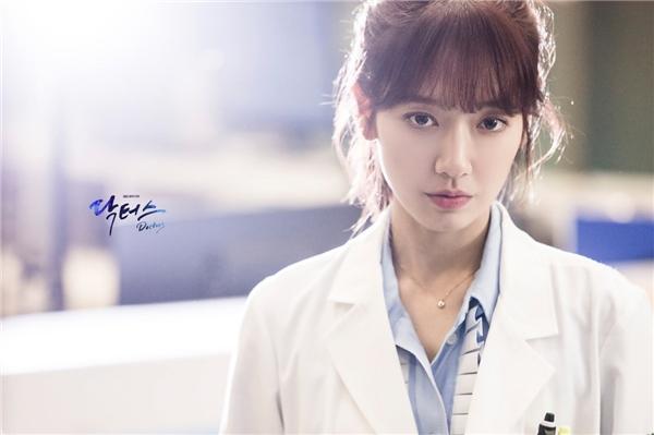"""Park Shin Hye đầy cá tính trong ảnh """"nhá hàng"""" trước giờ G"""