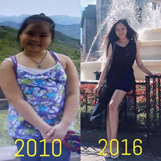 Chỉ cần giảm cân là bạn đã lột xác ngoạn mục rồi!