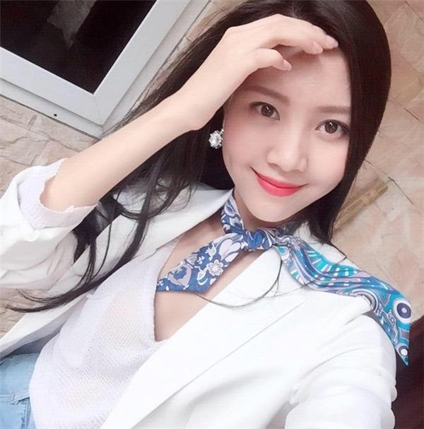 Hiện tại cô đang làm cho một hãng hàng không Hàn Quốc. (Ảnh: Internet)