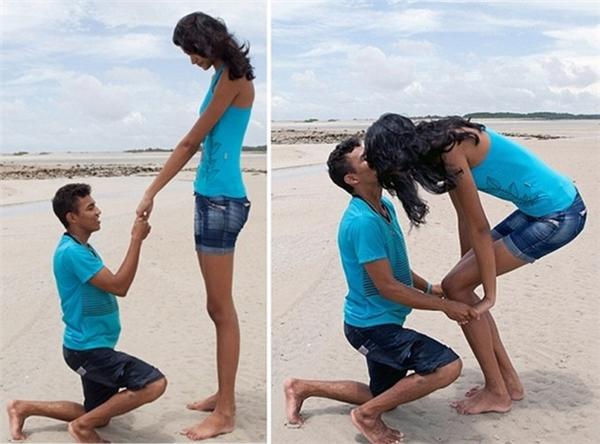 11 mối tình không tưởng sẽ khiến bạn thêm tin tưởng vào tình yêu không khoảng cách