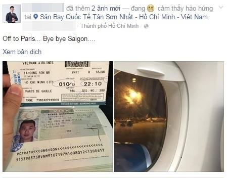 Kỳ Duyên sang Pháp hẹn hò cùng người yêu đại gia - Tin sao Viet - Tin tuc sao Viet - Scandal sao Viet - Tin tuc cua Sao - Tin cua Sao