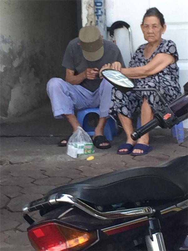 tình yêu cụ già