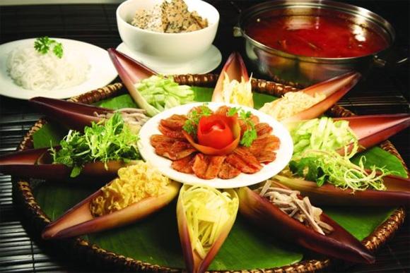 Ẩm thực Phan Thiết - Lẩu thả Phan Thiết: đến Yan Can Cook cũng phải trầm trồ!