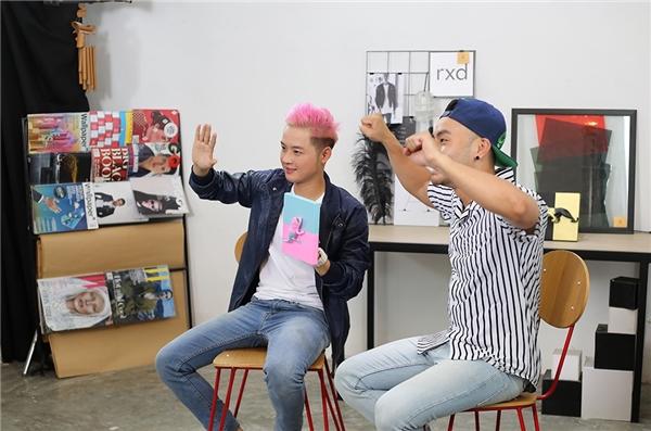 Cũng trong buổi Teachshow, ca sĩ Thanh Duy còn kể lại những trải nghiệm thú vị trong quá trình casting và tham gia bộ phim Đập cánh giữa không trung.