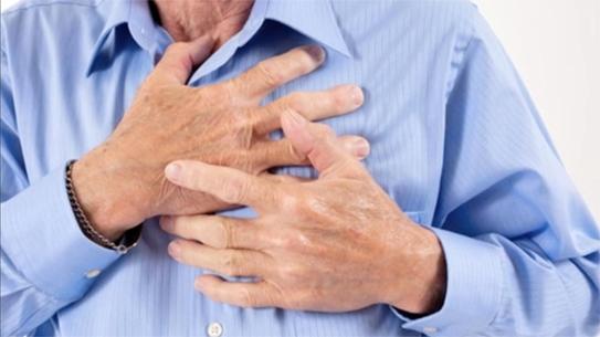 90% người trong một cuộc khảo sát người có lằn chéo ở dái tai từng bị đau tim. (Ảnh: Internet)