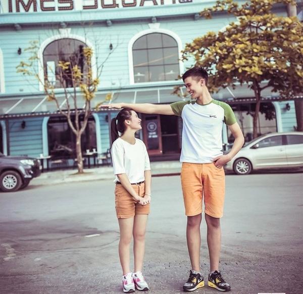 Trong mối quan hệ nam nữ sẽ tốt hơn nếu bạn nữ thấp hơn bạn nam. (Ảnh: Internet)
