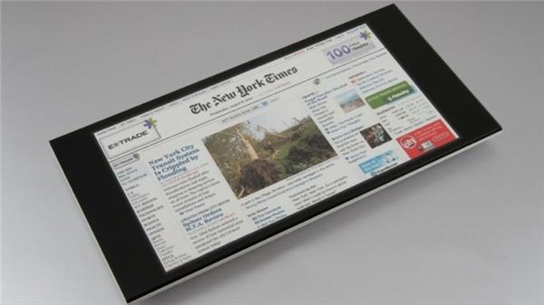 iPhone 4 N90 với 4 góc vuông sắc cạnh.