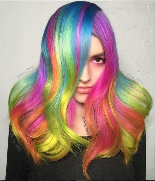 Những màu tóc khiến bạn muốn đi nhuộm ngay